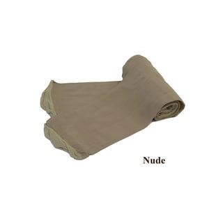 ZUK Women's Supreme Support Nylon Control Top Pantyhose