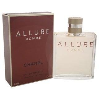 Chanel Allure Homme Men's 5-ounce Eau de Toilette Spray