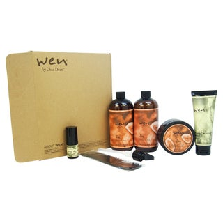 Wen Hair Care 6-piece Fig Deluxe Kit