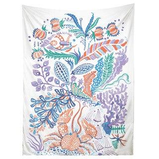 Sharp Shirter Crabs/ Seashell/ Tapestry