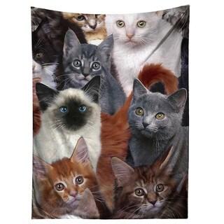 Sharp Shirter Cats For Days Tapestry