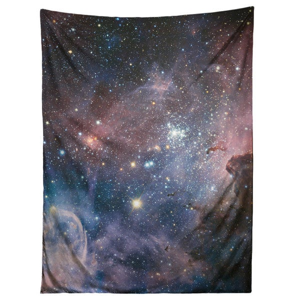 Sharp Shirter Carina Nebula/ Space Tapestry