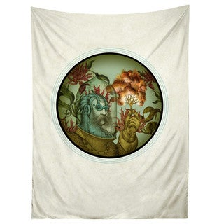 Sharp Shirter Caliope Tapestry/ Nautical Diver Tapestry