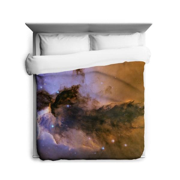 Sharp Shirter The Fairy of Eagle Nebula Duvet Cover