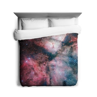 Sharp Shirter Star-forming Carina Nebula Duvet Cover