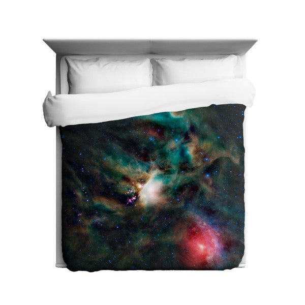 Sharp Shirter Rho Ophiuchi/ Outer Space Duvet Cover