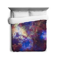 Sharp Shirter Nebula Duvet/ Tarantula Nebula Duvet Cover