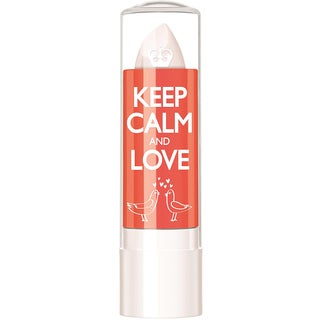 Rimmel London Keep Calm and Love Lip Balm 060 Crystal Clear