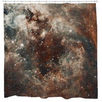 Sharp Shirter Tarantula Nebula Magellanic Cloud Shower Curtain