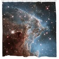 Sharp Shirter Star-forming Region Ngc 2174 Shower Curtain
