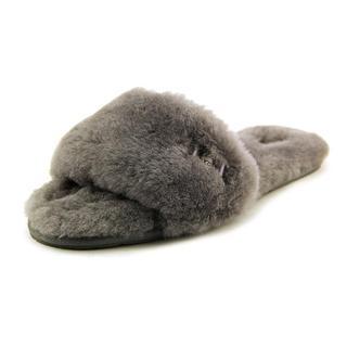 Ugg Australia Women's 'Fluff Slide' Lambskin Slippers
