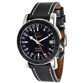 Glycine Men's Airman 17 3927.191.LB9B Automatic Stainless Steel Watch