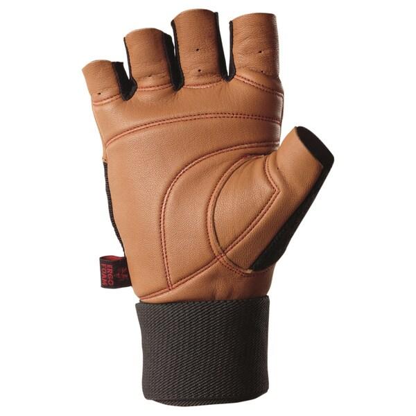 Valeo GLOW-TN Pro Ocelot Tan Wrist Wrap Glove