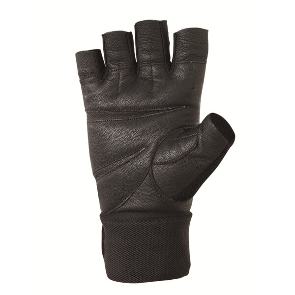 Valeo V335WS/GLLW Goat Leather Pro Competition Wrist Wrap Lifting Gloves