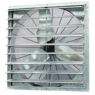 iLIVING 36-inch Single Speed Shutter Wall-Mounted Exhaust Fan