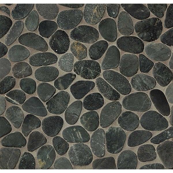Bedrosians Glazed Sliced Pebble