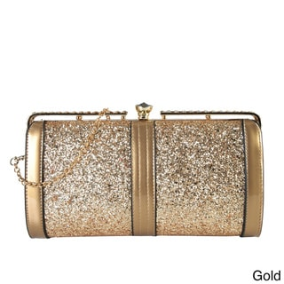 Rimen & Co. Women's Shiny Sequin Clutch Handbag