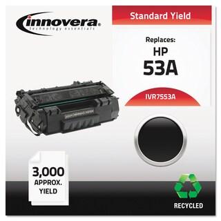 Innovera Remanufactured Q7553A (53A) Black Laser Toner