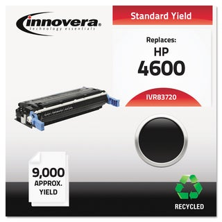 Innovera Remanufactured C9720A (641A) Black Toner