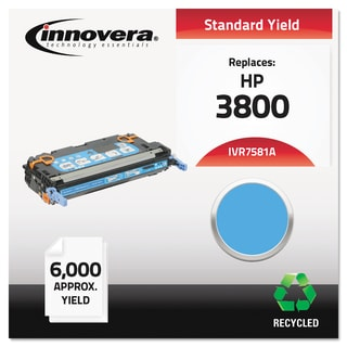 Innovera Remanufactured Q7581A (503A) Cyan Laser Toner
