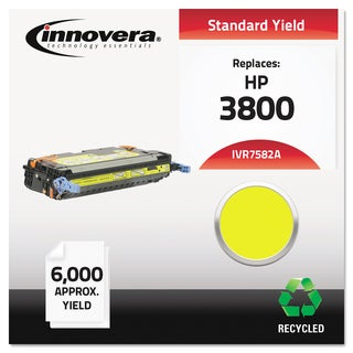 Innovera Remanufactured Q7582A (503A) Yellow Laser Toner