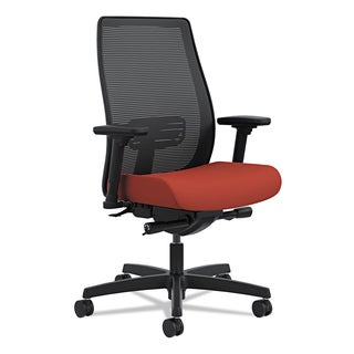 HON Endorse Mesh Poppy Mid-Back Work Chair