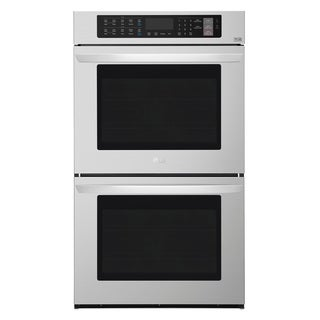 LG LWD3063ST Stainless Steel 9.4-cubic-foot Total Capacity Double Wall Oven