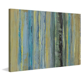 Marmont Hill 'Beach Pursuit II' Painting Print on Wrapped Canvas