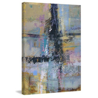 Marmont Hill 'Incentive I' Painting Print on Wrapped Canvas