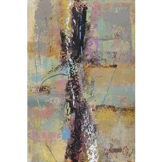 Marmont Hill 'Incentive II' Painting Print on Wrapped Canvas