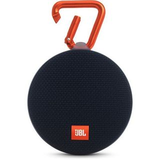 JBL Clip 2 Portable Bluetooth Black Speaker