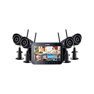 Lorex Wireless Video Surveillance System + 7-Inch Monitor + (4) Weather-Resistant Cameras|https://ak1.ostkcdn.com/images/products/11988814/P18869019.jpg?impolicy=medium