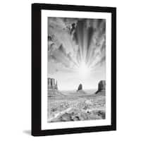Marmont Hill 'Vision of Light' Framed Painting Print