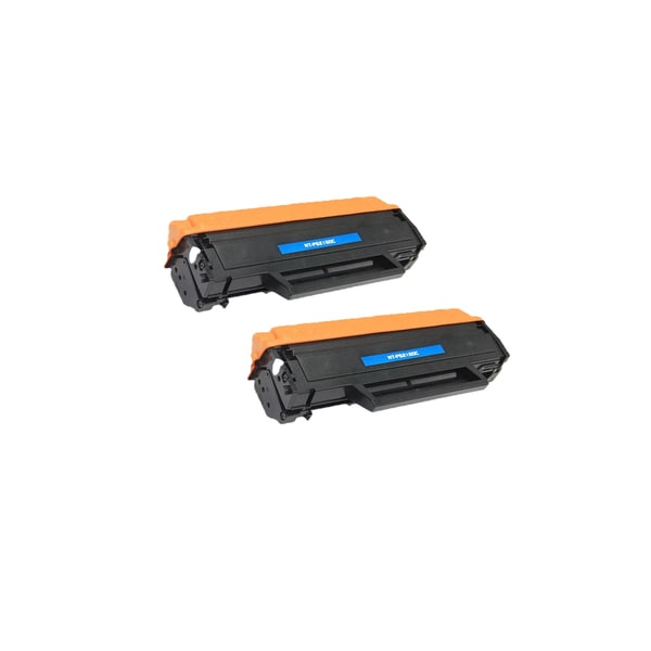 2PK Compatible MLT-D101S Toner Cartridge For Samsung ML-2165 ML-2165W SCX-3405 SCX-3405FW SF-760P printers ( Pack of 2 )