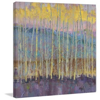 Marmont Hill 'Sacred Place II' Painting Print on Wrapped Canvas