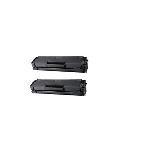 2PK Compatible MLT-D111S Toner Cartridge For Samsung Xpress SLM2020W SLM2022 SLM2022W M2070 ( Pack of 2 )