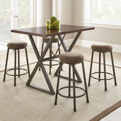 Greyson Living Oldham 5PC Counter Height Dining Set