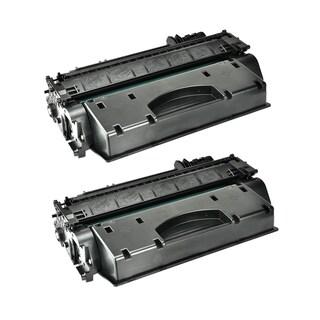 2PK Compatible CE505A Toner Cartridge For HP LaserJet P2035 P2035n P2055 P2055d P2055dn P2055x ( Pack of 2 )