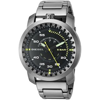 Diesel Men's DZ1751 'Rig' Stainless Steel Watch