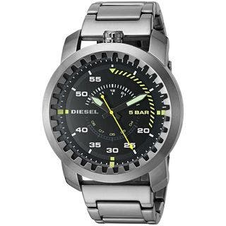 Diesel Men's DZ1751 'Rig' Stainless Steel Watch|https://ak1.ostkcdn.com/images/products/11989872/P18870085.jpg?impolicy=medium