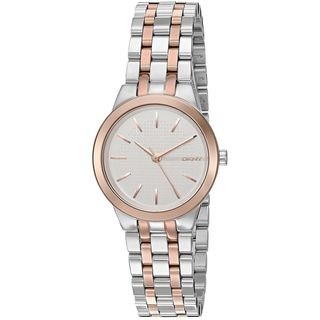 DKNY Women's NY2493 'Park Slope' Two-Tone Stainless Steel Watch
