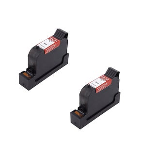 2PK Compatible HP C6615 (HP 15) Ink Cartridge For HP Deskjet 810C 1180C ( Pack of 2 )