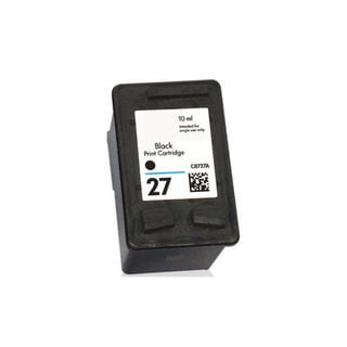 1PK Compatible HP C8727A (HP 27) Ink Cartridge For HP Deskjet 3320 3322 ( Pack of 1 )