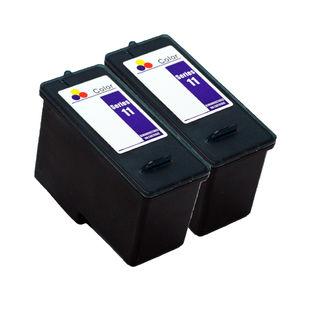 2PK Compatible KX703 / JP453 Color Ink Cartridge For Dell 948Dell V505Dell V505w ( Pack of 2 )