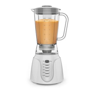 Kitchen Selectives White 350-watt Blender