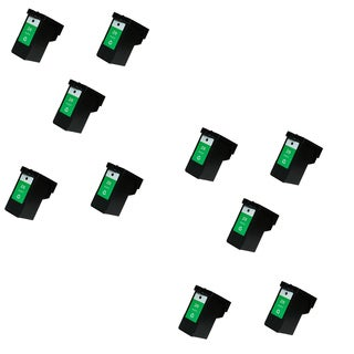 10PK Compatible 18C1428 (#28) Ink Cartridge For Lexmark X2500 X5075 ( Pack of 10 )