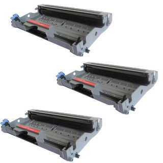 3 Pack Compatible DR360 Drum Unit For Brother DCP-7030 DCP-7040 ( Pack of 3 )