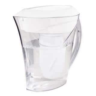 Zero Water Acrylic 8-cup Filter Pitcher With TDS Meter|https://ak1.ostkcdn.com/images/products/11990199/P18870271.jpg?impolicy=medium