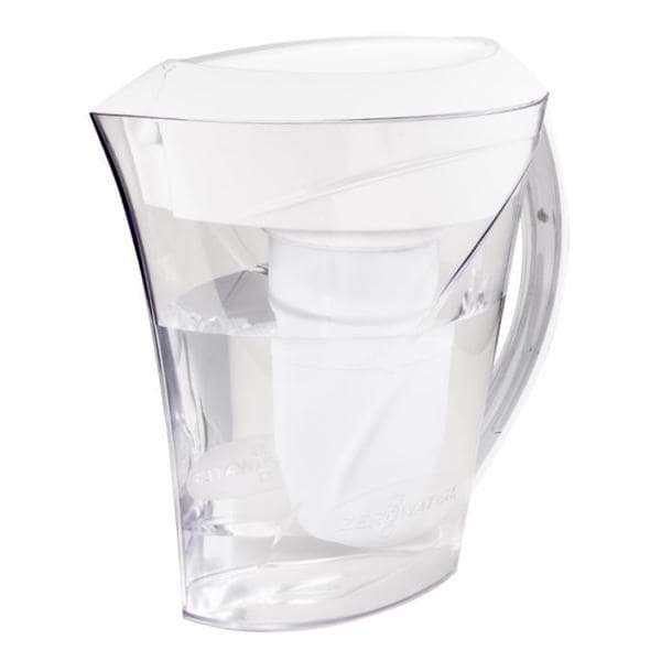 Zero Water Acrylic 8-cup Filter Pitcher With TDS Meter