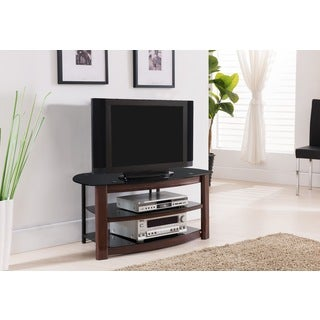 K B Dark Cherry Tv Stand K B Dark Cherry Tv Stand 14579794